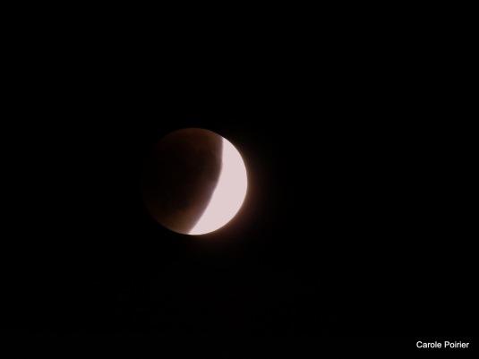 éclipse, 27 septembre 2015